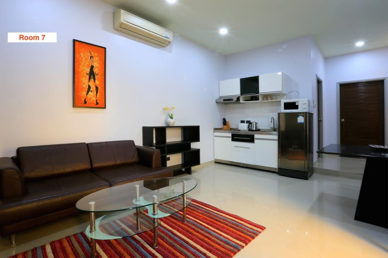 Signature Realty ( Thailand ) Co Ltd Agency's 4 Storey Luxury Serviced Apartment fully furnished for Sale - Pratamnak 8