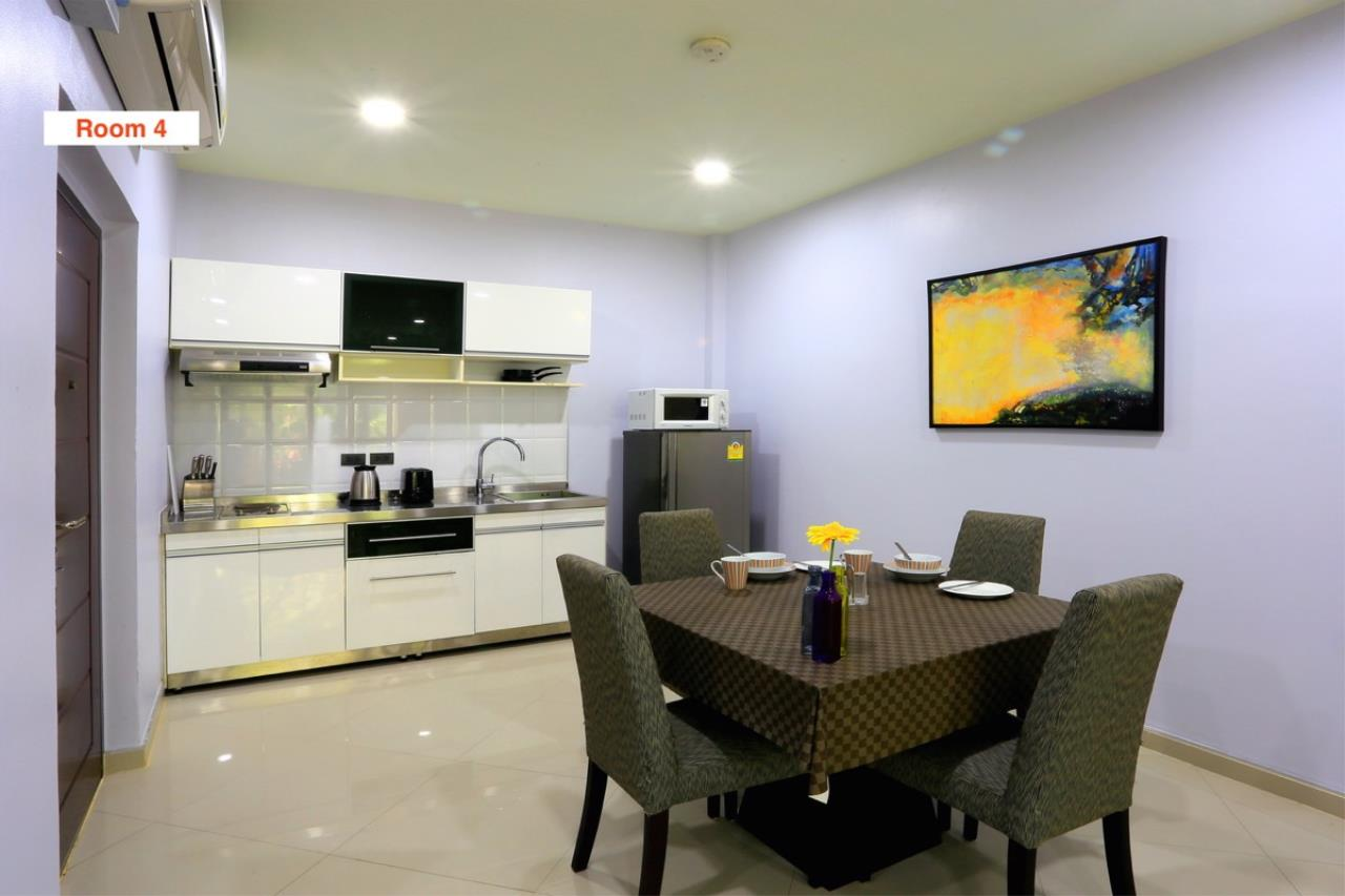 Signature Realty ( Thailand ) Co Ltd Agency's 4 Storey Luxury Serviced Apartment fully furnished for Sale - Pratamnak 26