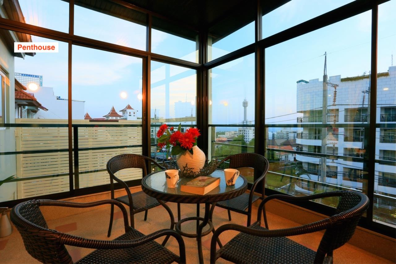Signature Realty ( Thailand ) Co Ltd Agency's 4 Storey Luxury Serviced Apartment fully furnished for Sale - Pratamnak 34