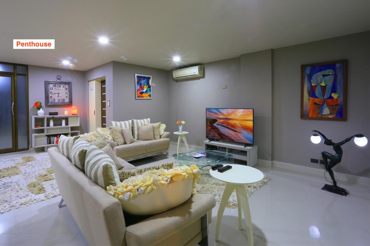 Signature Realty ( Thailand ) Co Ltd Agency's 4 Storey Luxury Serviced Apartment fully furnished for Sale - Pratamnak 33