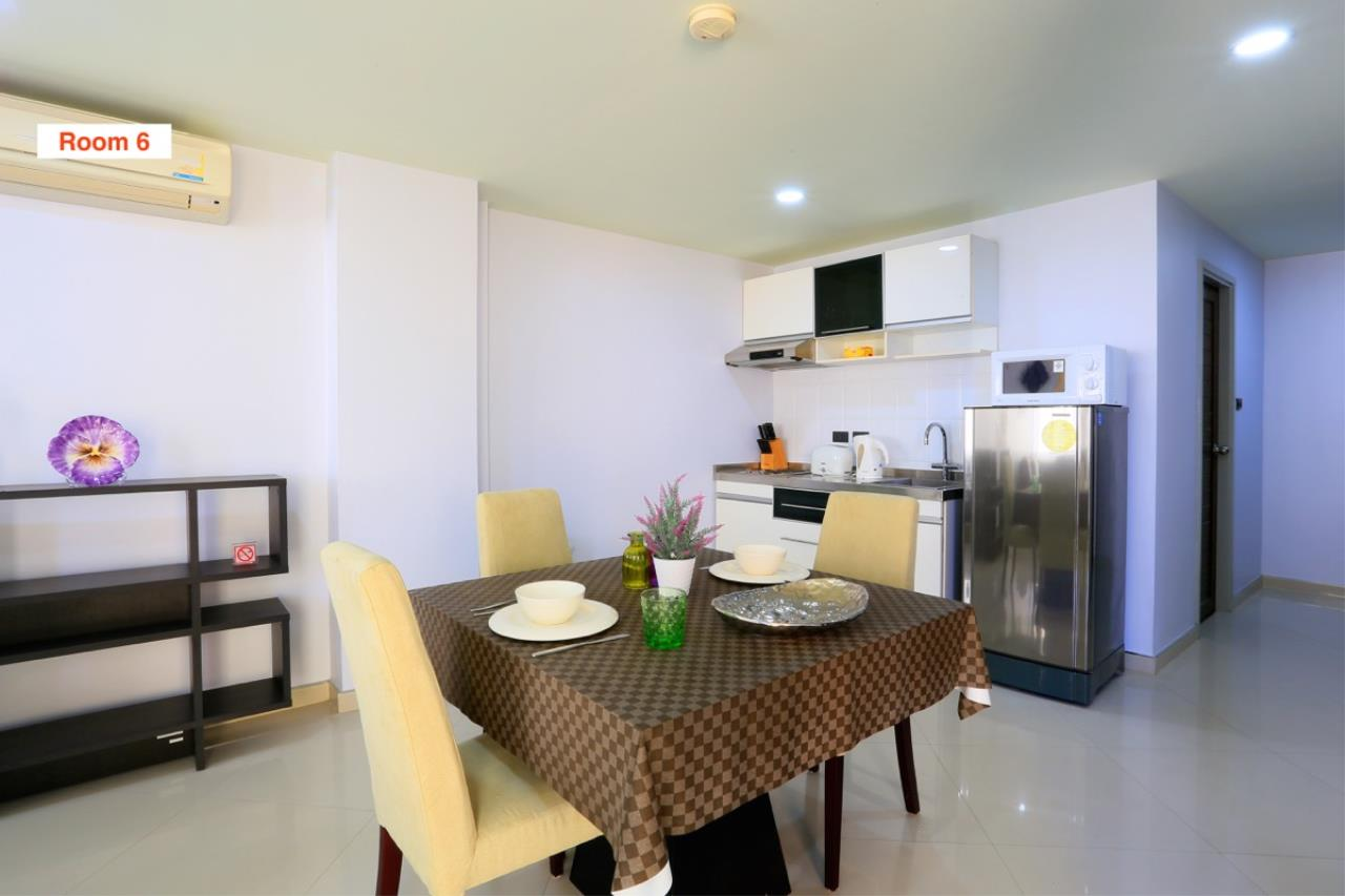 Signature Realty ( Thailand ) Co Ltd Agency's 4 Storey Luxury Serviced Apartment fully furnished for Sale - Pratamnak 12