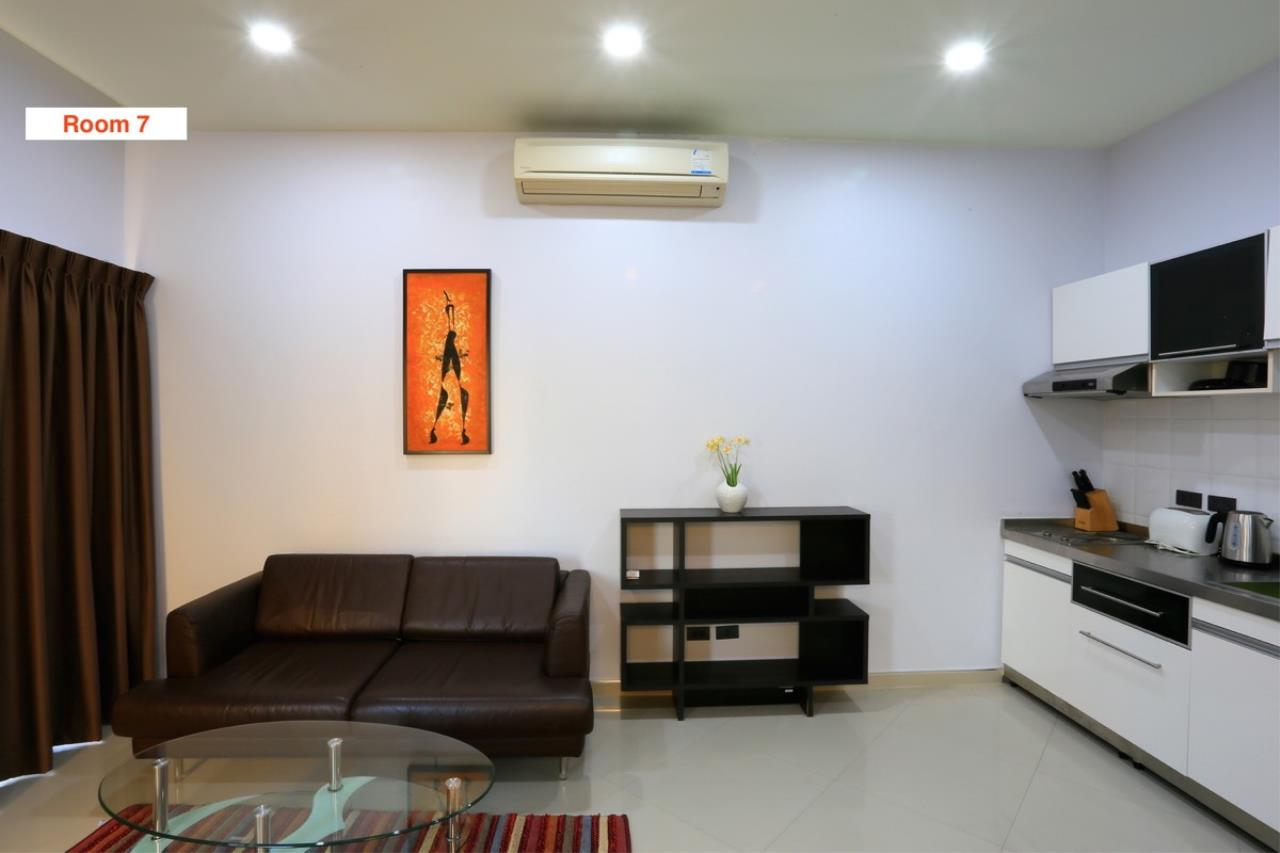 Signature Realty ( Thailand ) Co Ltd Agency's 4 Storey Luxury Serviced Apartment fully furnished for Sale - Pratamnak 7