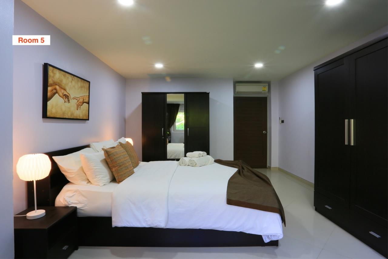 Signature Realty ( Thailand ) Co Ltd Agency's 4 Storey Luxury Serviced Apartment fully furnished for Sale - Pratamnak 17