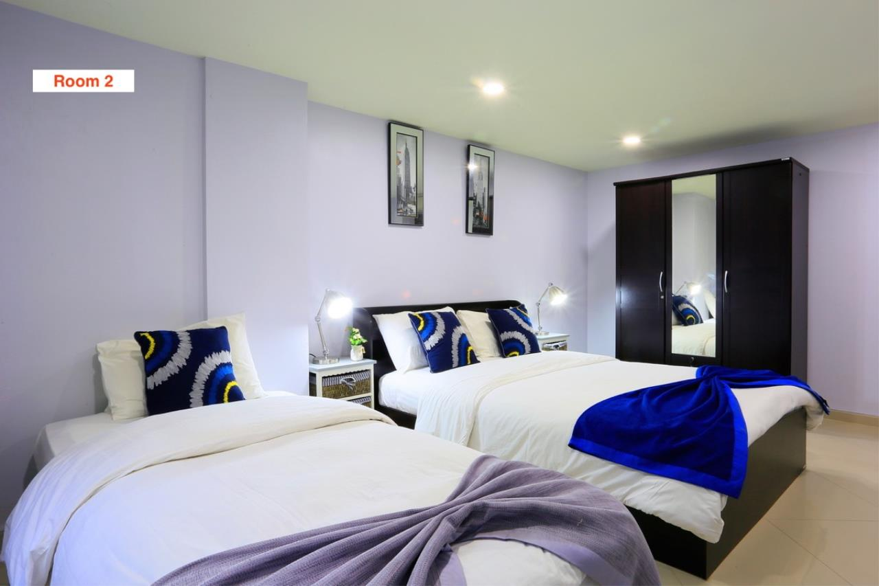 Signature Realty ( Thailand ) Co Ltd Agency's 4 Storey Luxury Serviced Apartment fully furnished for Sale - Pratamnak 41