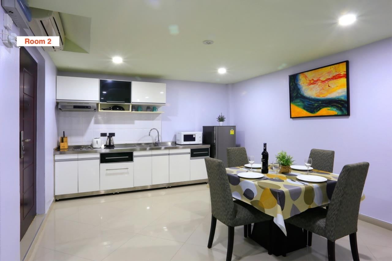 Signature Realty ( Thailand ) Co Ltd Agency's 4 Storey Luxury Serviced Apartment fully furnished for Sale - Pratamnak 43