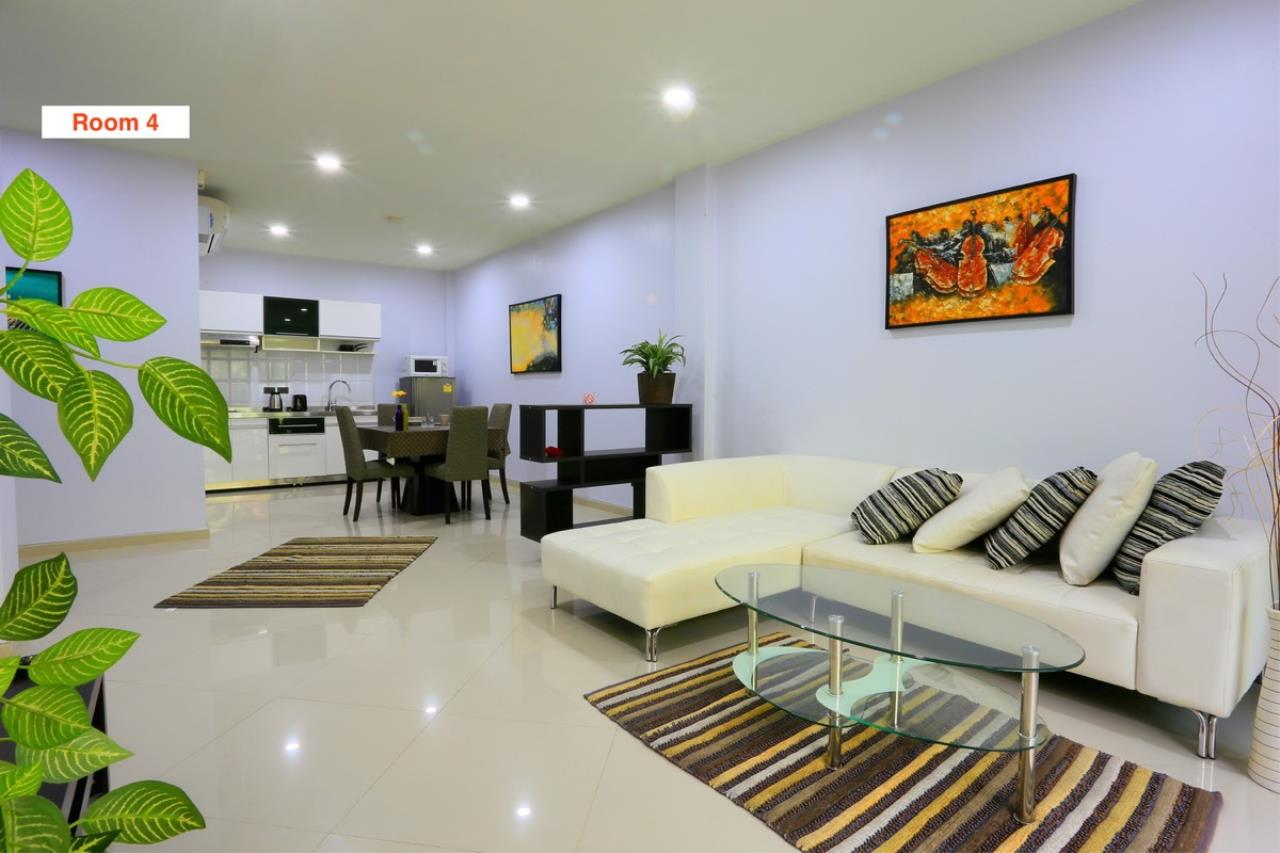 Signature Realty ( Thailand ) Co Ltd Agency's 4 Storey Luxury Serviced Apartment fully furnished for Sale - Pratamnak 27