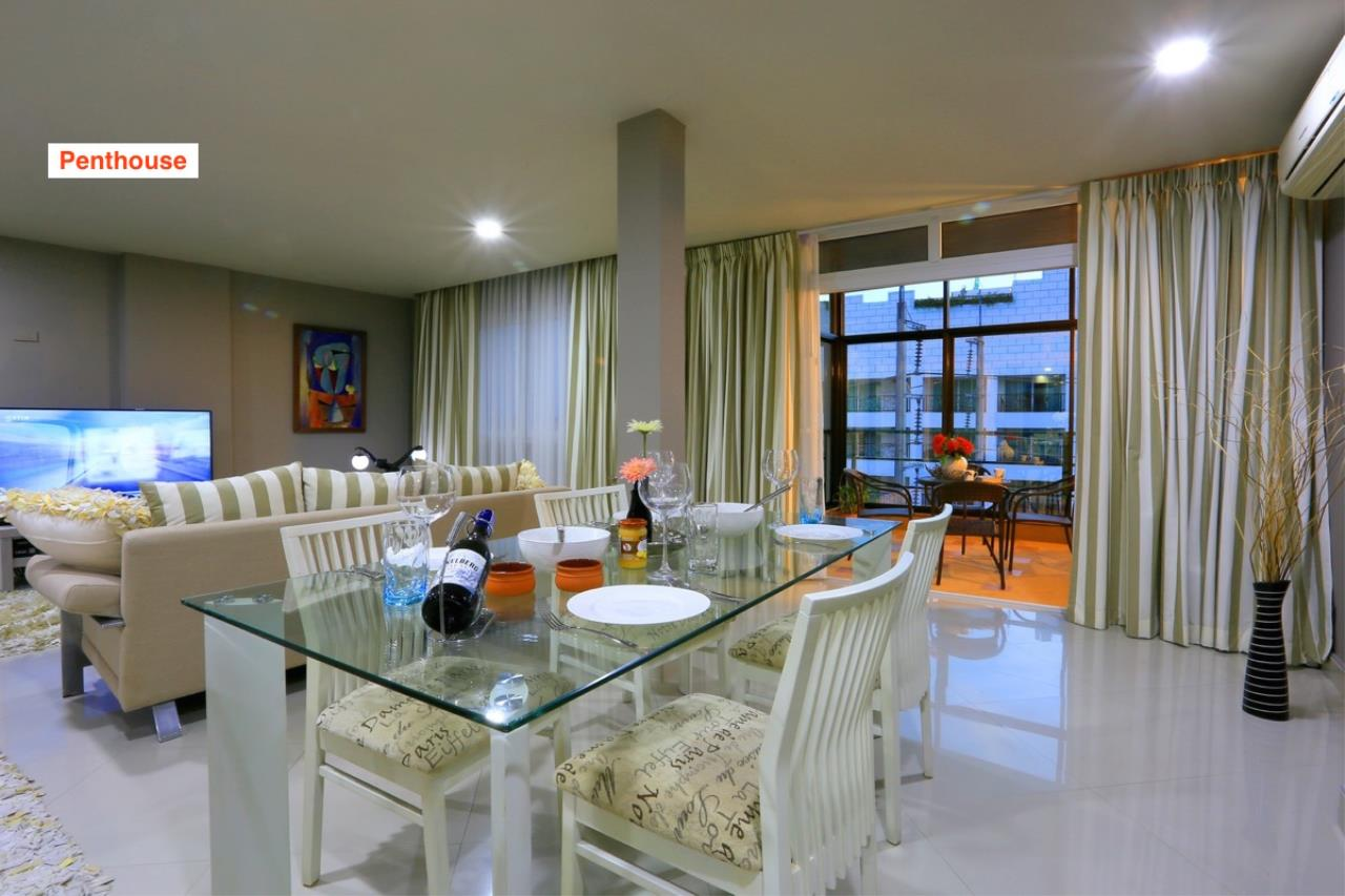Signature Realty ( Thailand ) Co Ltd Agency's 4 Storey Luxury Serviced Apartment fully furnished for Sale - Pratamnak 2