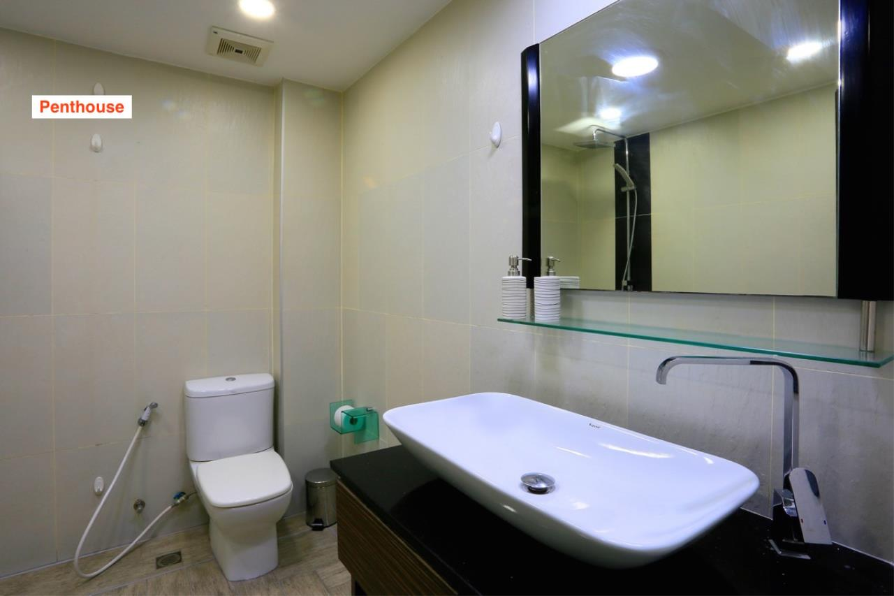 Signature Realty ( Thailand ) Co Ltd Agency's 4 Storey Luxury Serviced Apartment fully furnished for Sale - Pratamnak 38