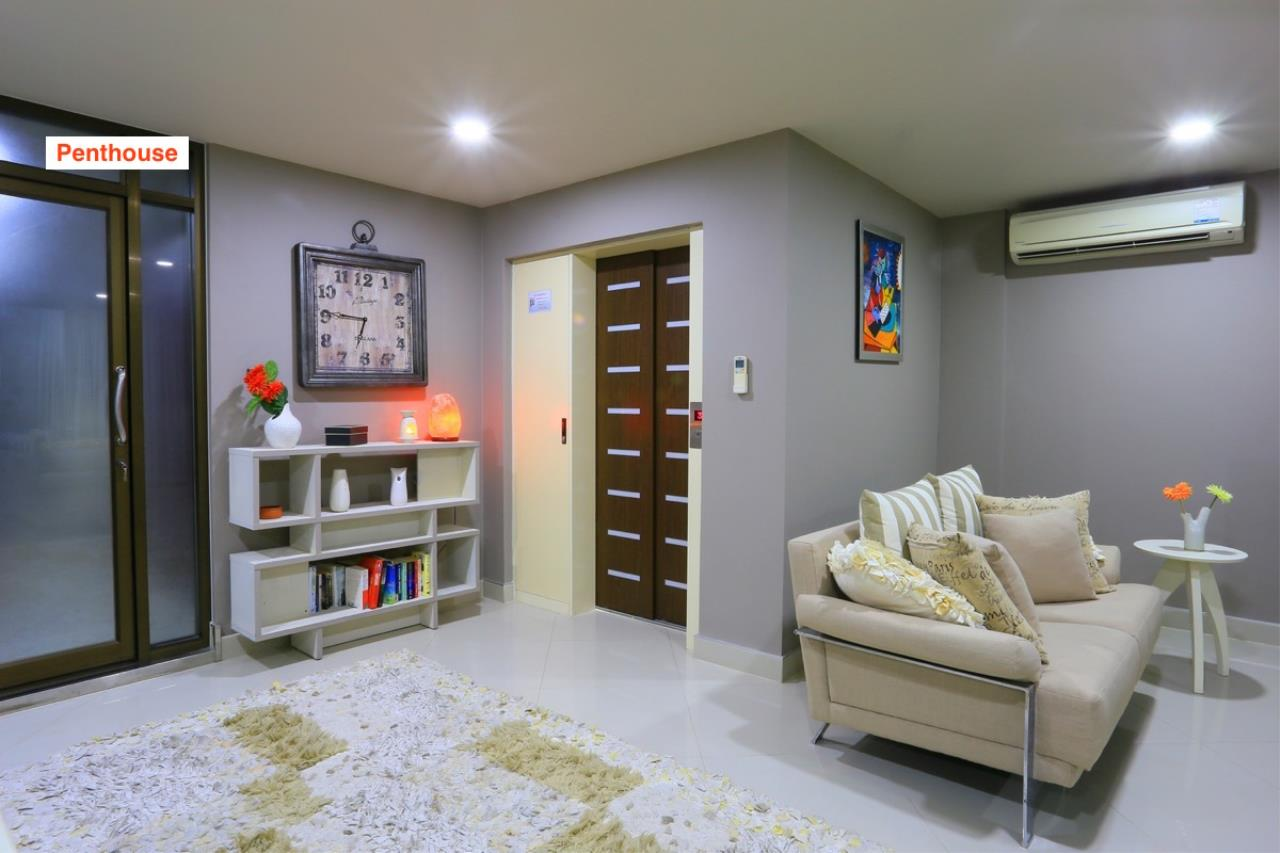 Signature Realty ( Thailand ) Co Ltd Agency's 4 Storey Luxury Serviced Apartment fully furnished for Sale - Pratamnak 35