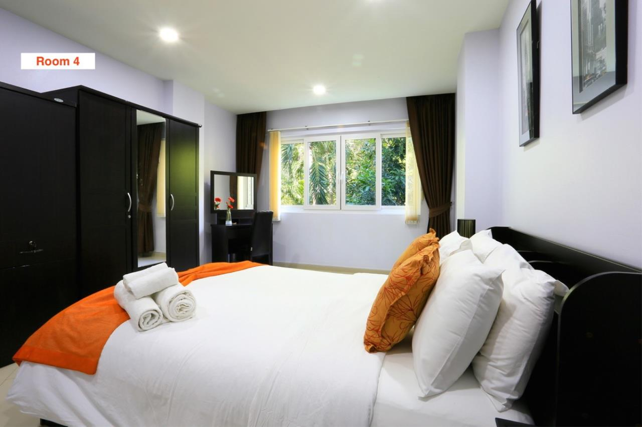 Signature Realty ( Thailand ) Co Ltd Agency's 4 Storey Luxury Serviced Apartment fully furnished for Sale - Pratamnak 24