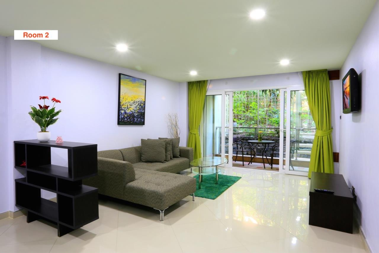 Signature Realty ( Thailand ) Co Ltd Agency's 4 Storey Luxury Serviced Apartment fully furnished for Sale - Pratamnak 39