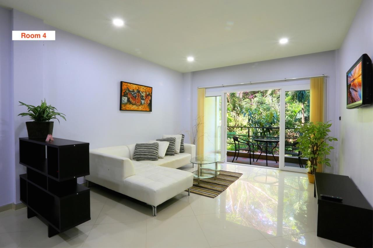 Signature Realty ( Thailand ) Co Ltd Agency's 4 Storey Luxury Serviced Apartment fully furnished for Sale - Pratamnak 21
