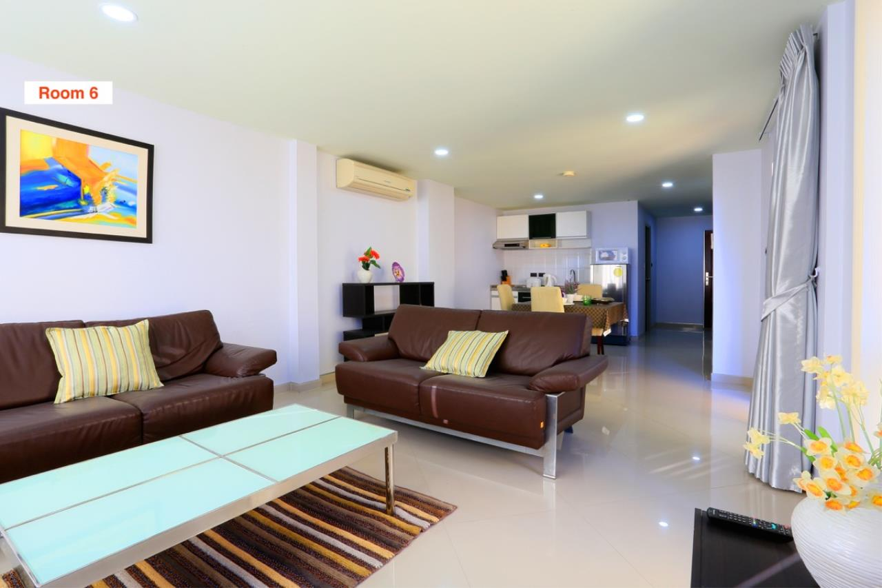 Signature Realty ( Thailand ) Co Ltd Agency's 4 Storey Luxury Serviced Apartment fully furnished for Sale - Pratamnak 9