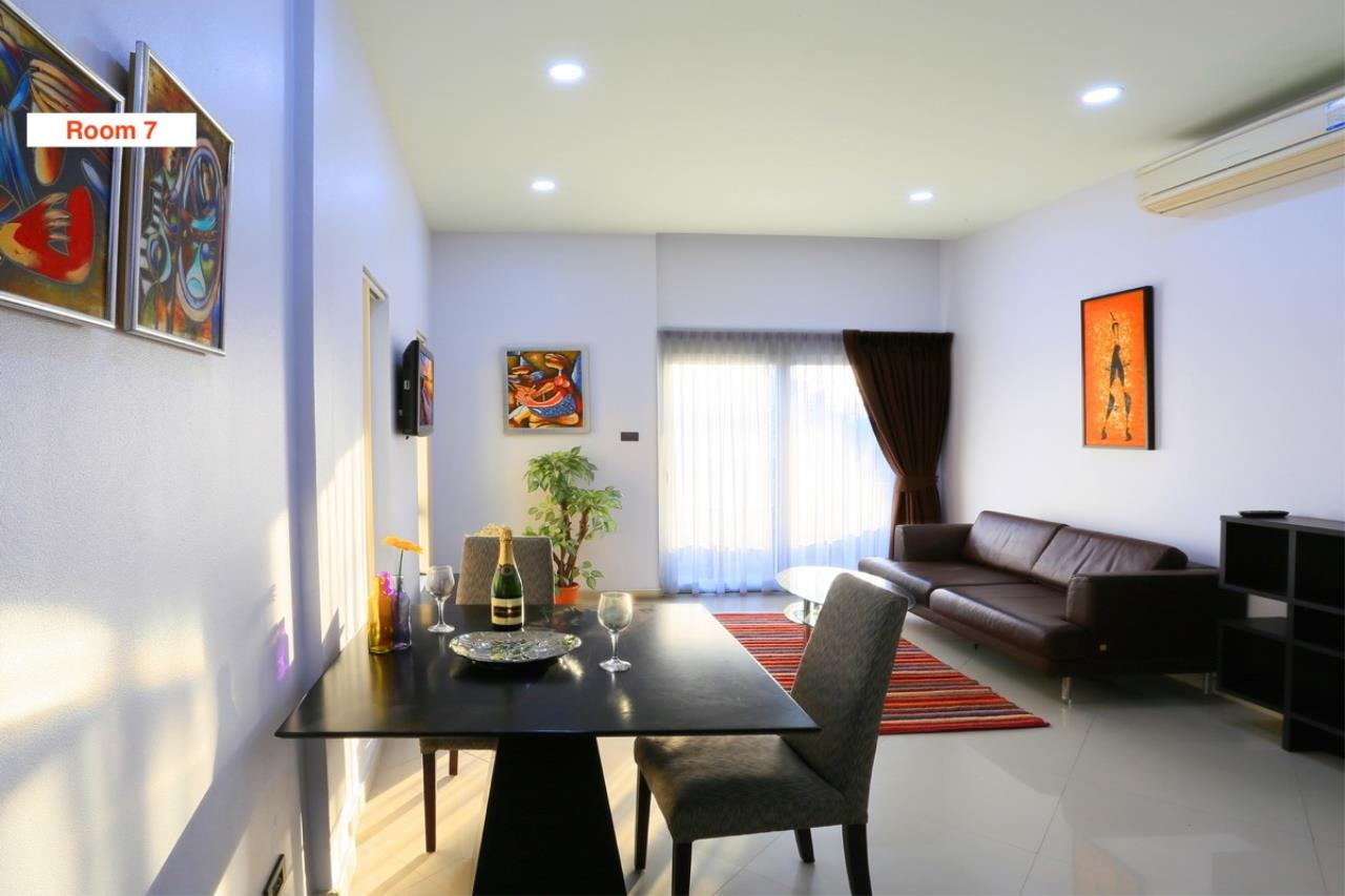 Signature Realty ( Thailand ) Co Ltd Agency's 4 Storey Luxury Serviced Apartment fully furnished for Sale - Pratamnak 3