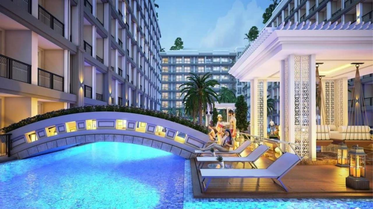 Signature Realty ( Thailand ) Co Ltd Agency's DUSIT GRAND PARK II 15