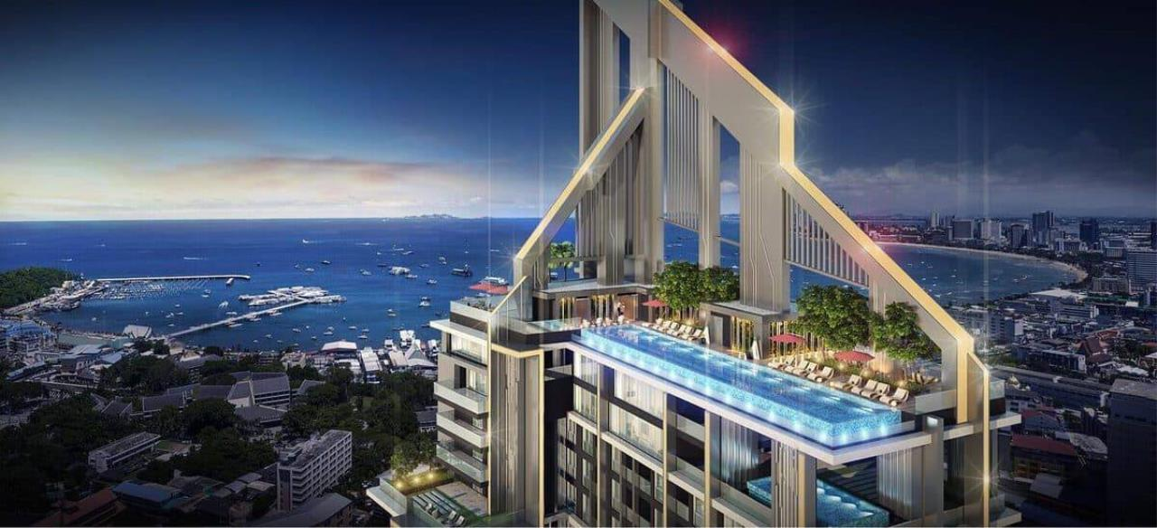 Signature Realty ( Thailand ) Co Ltd Agency's GRAND SOLAIRE 4