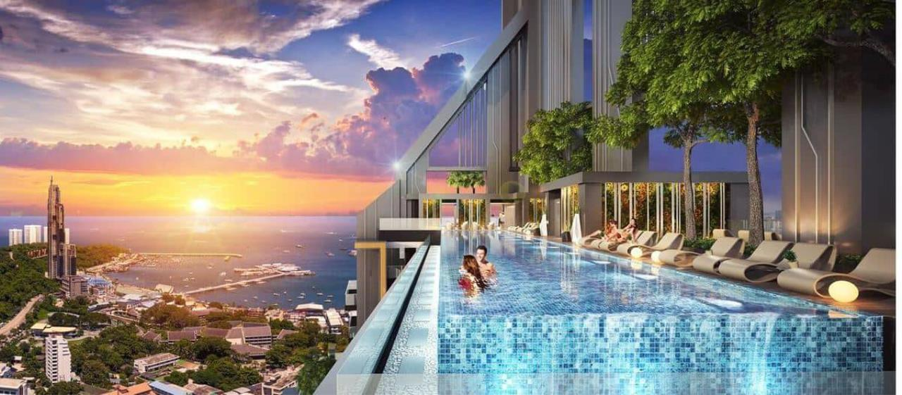 Signature Realty ( Thailand ) Co Ltd Agency's GRAND SOLAIRE 9