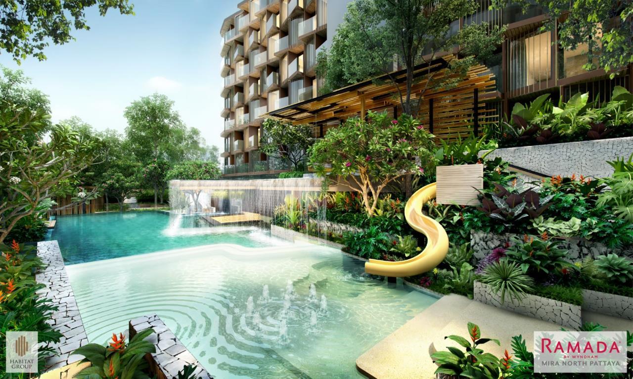 Signature Realty ( Thailand ) Co Ltd Agency's RAMADA MIRA NORTH PATTAYA 1