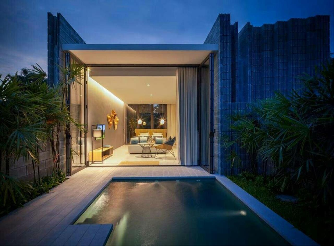 Signature Realty ( Thailand ) Co Ltd Agency's X2 OCEAN PHERE POOL VILLA 25