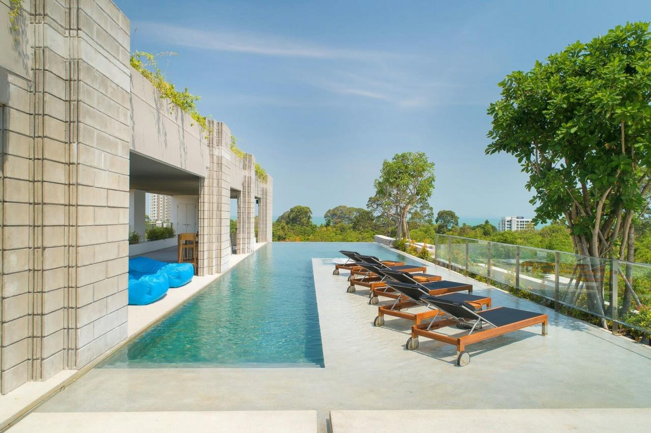 Signature Realty ( Thailand ) Co Ltd Agency's X2 OCEAN PHERE POOL VILLA 17