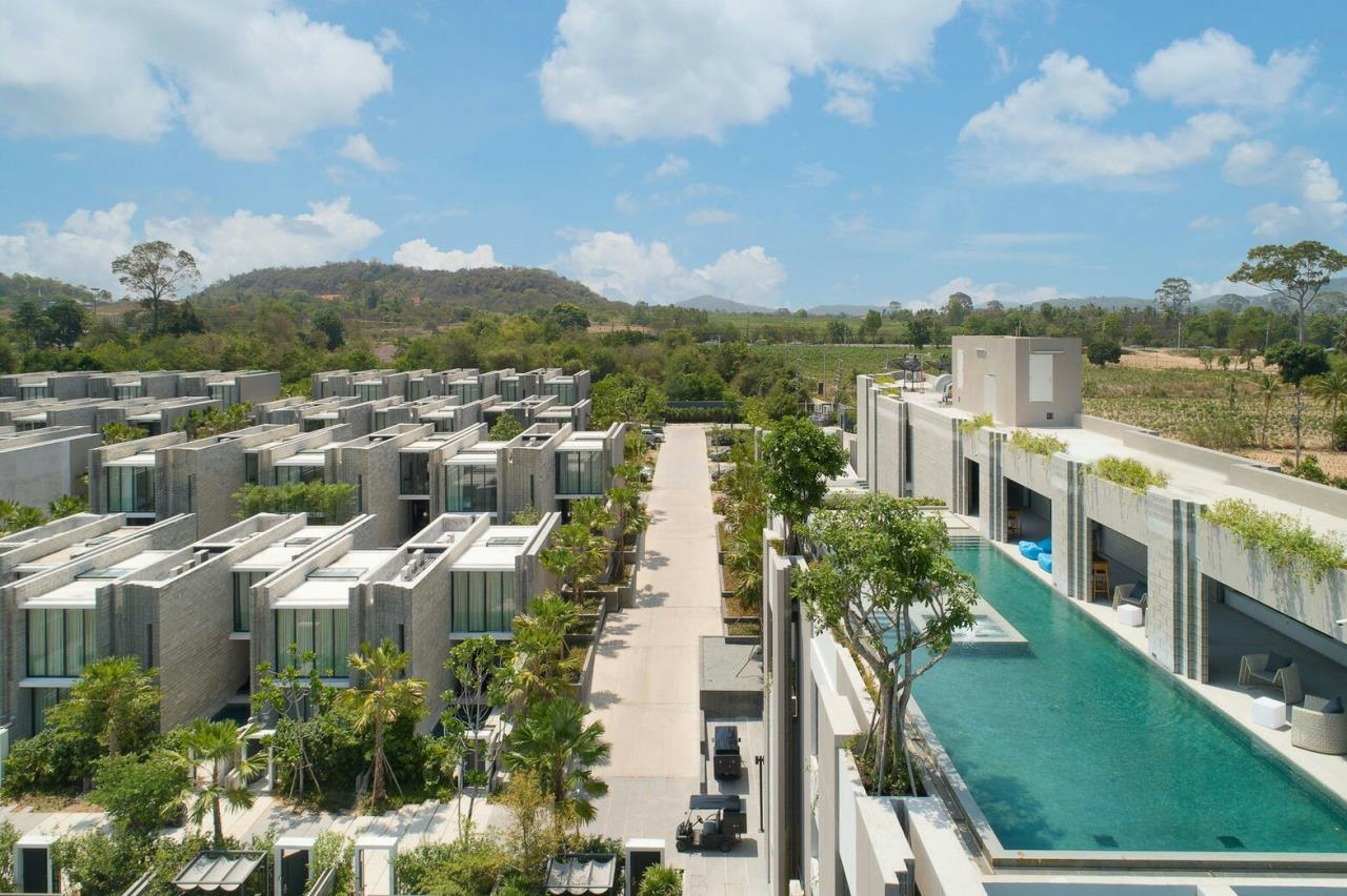 Signature Realty ( Thailand ) Co Ltd Agency's X2 OCEAN PHERE POOL VILLA 16