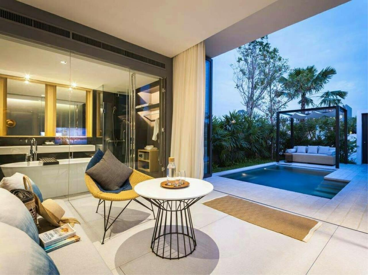 Signature Realty ( Thailand ) Co Ltd Agency's X2 OCEAN PHERE POOL VILLA 1