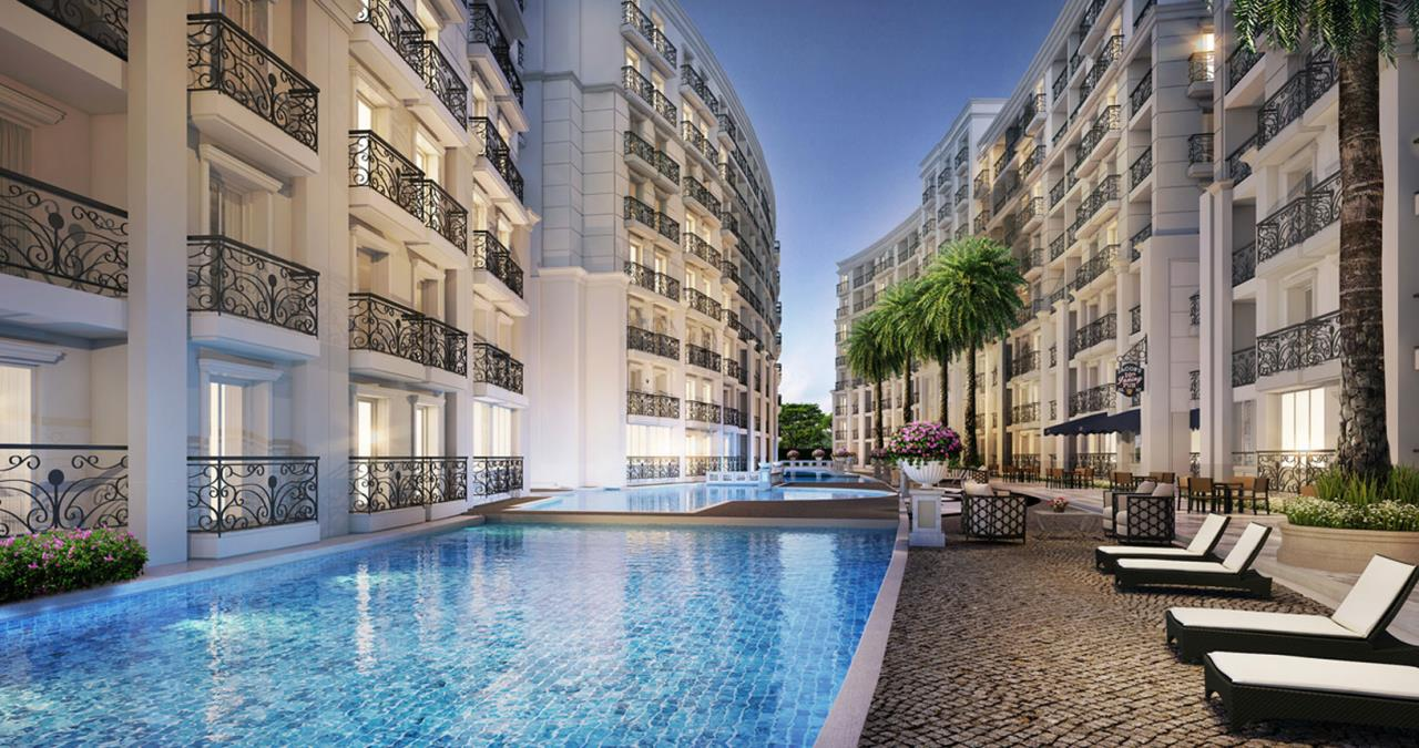 Signature Realty ( Thailand ) Co Ltd Agency's 1 Bedroom Condo for Sale - Olympus City Garden 1