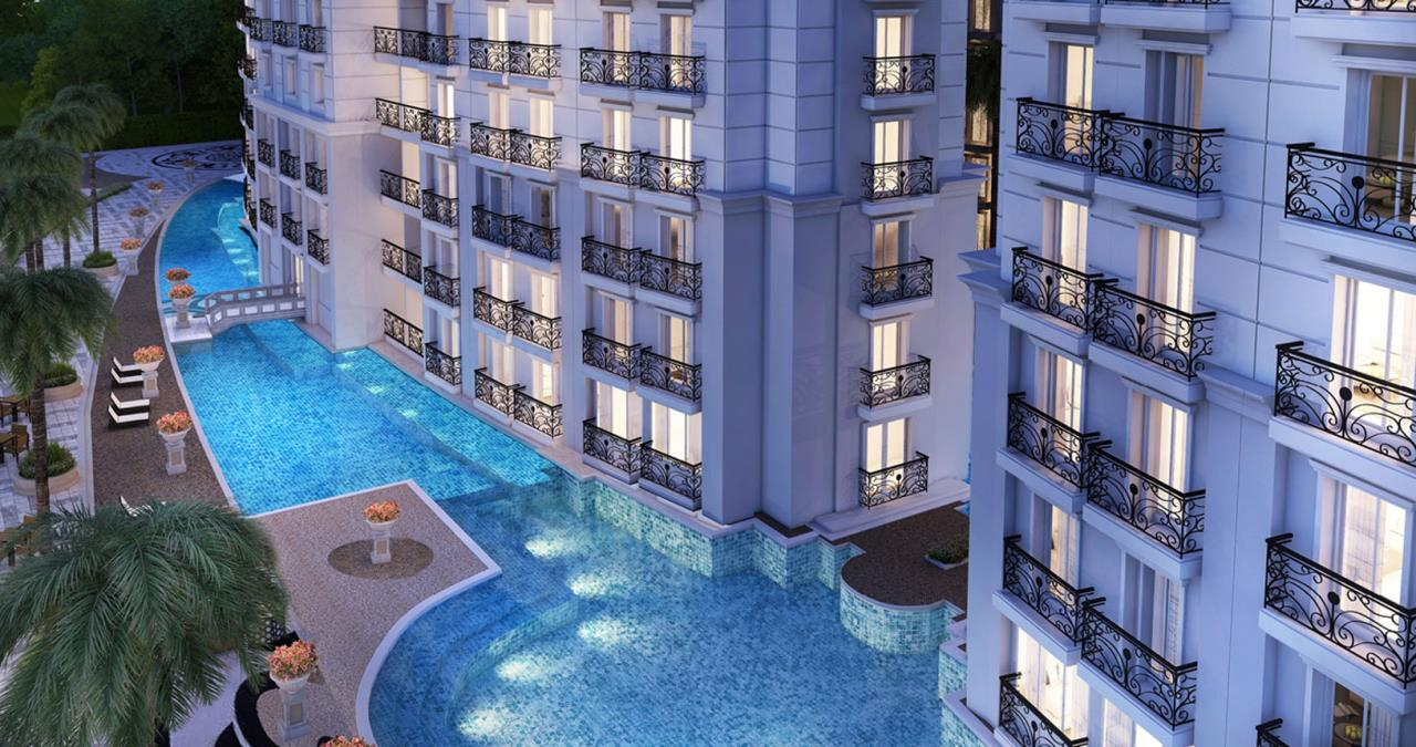 Signature Realty ( Thailand ) Co Ltd Agency's 1 Bedroom Condo for Sale - Olympus City Garden 3