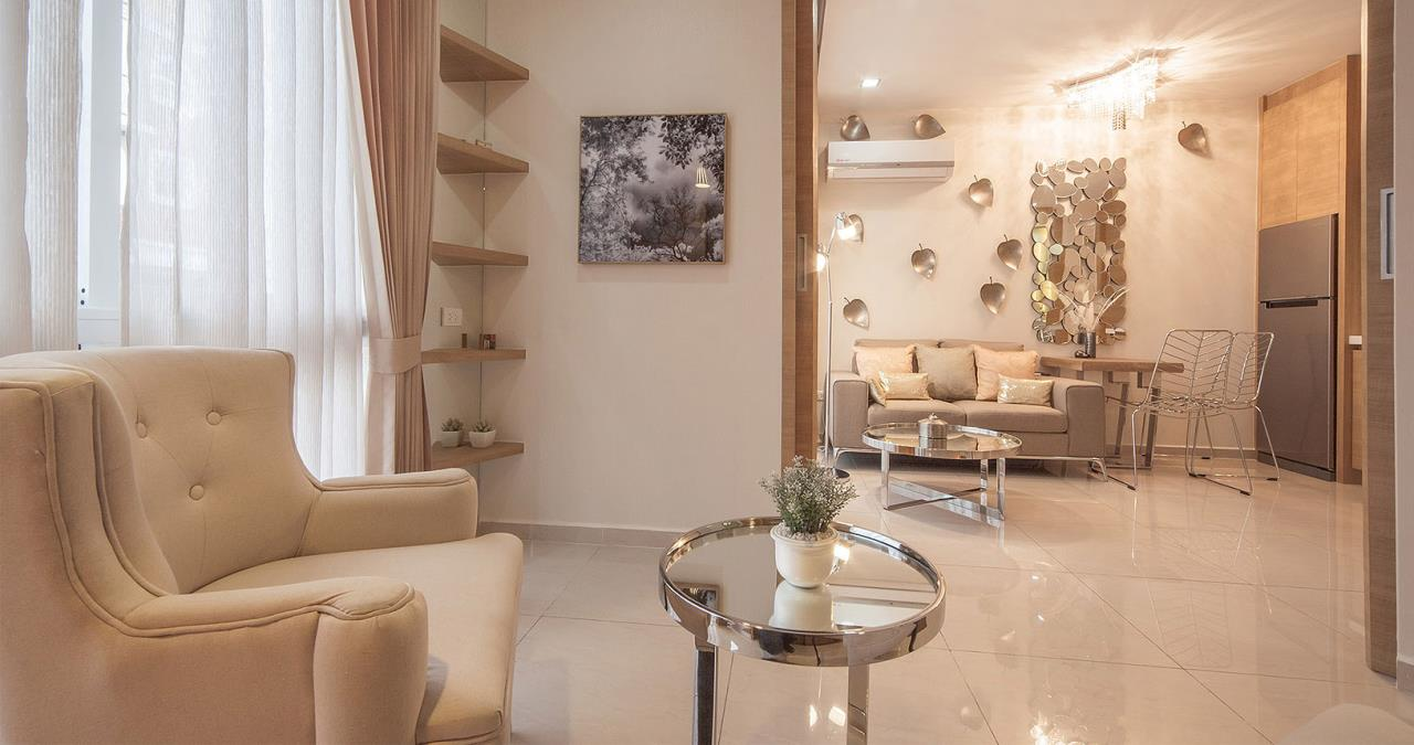 Signature Realty ( Thailand ) Co Ltd Agency's 1 Bedroom Condo for Sale - Olympus City Garden 6