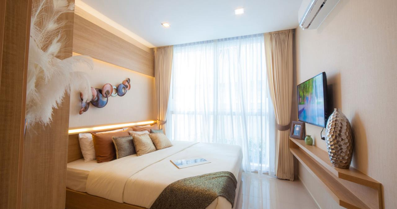 Signature Realty ( Thailand ) Co Ltd Agency's 1 Bedroom Condo for Sale - Olympus City Garden 7