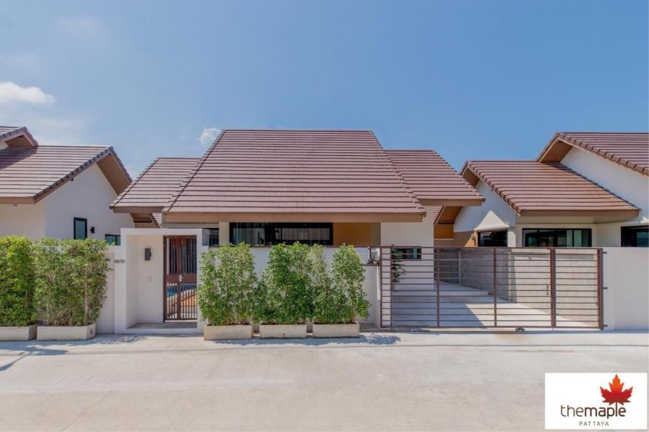 Signature Realty ( Thailand ) Co Ltd Agency's 2 Bedroom House w/Pool for Sale - The Maple Pattaya 20