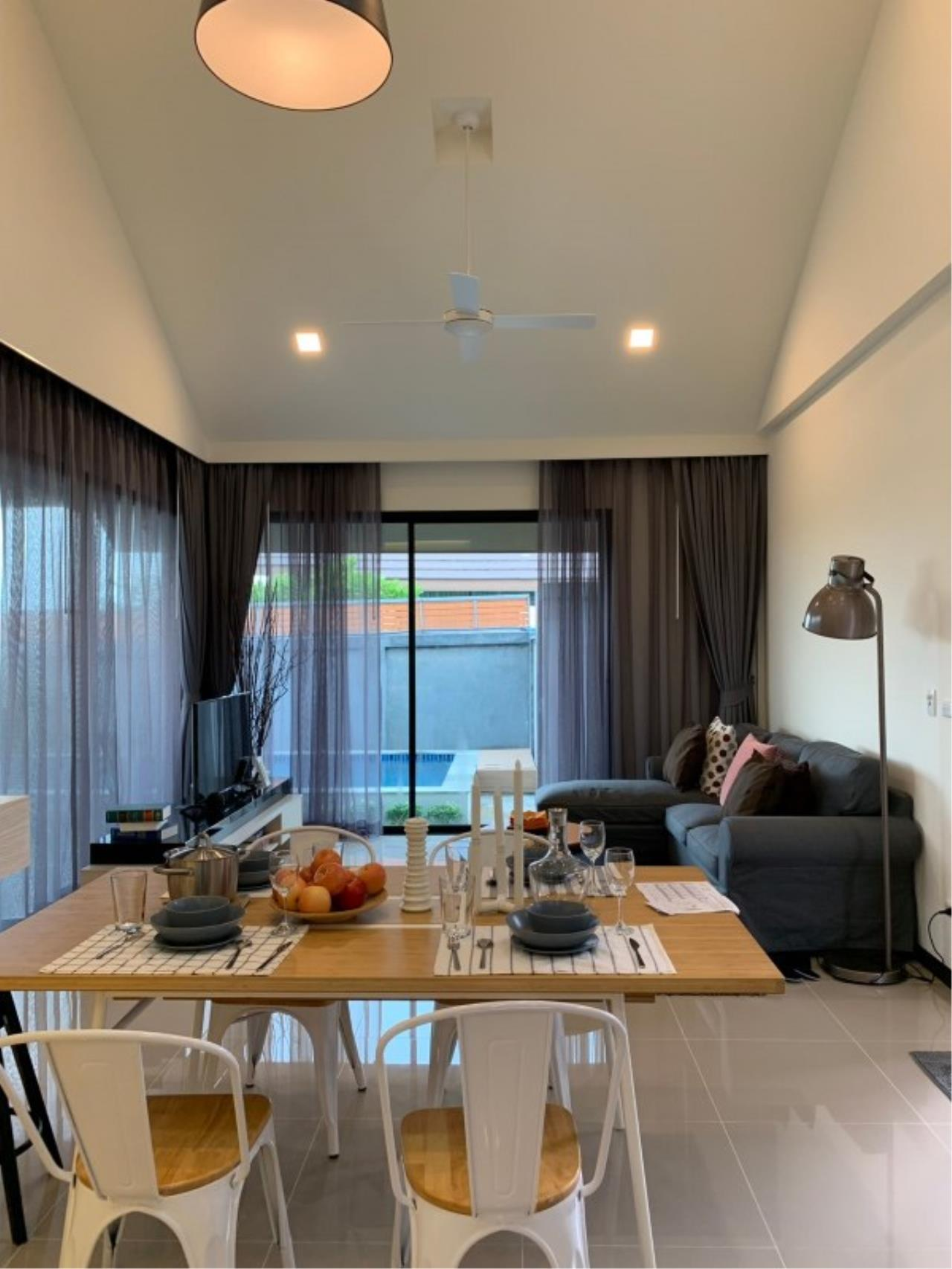 Signature Realty ( Thailand ) Co Ltd Agency's 2 Bedroom House w/Pool for Sale - The Maple Pattaya 4