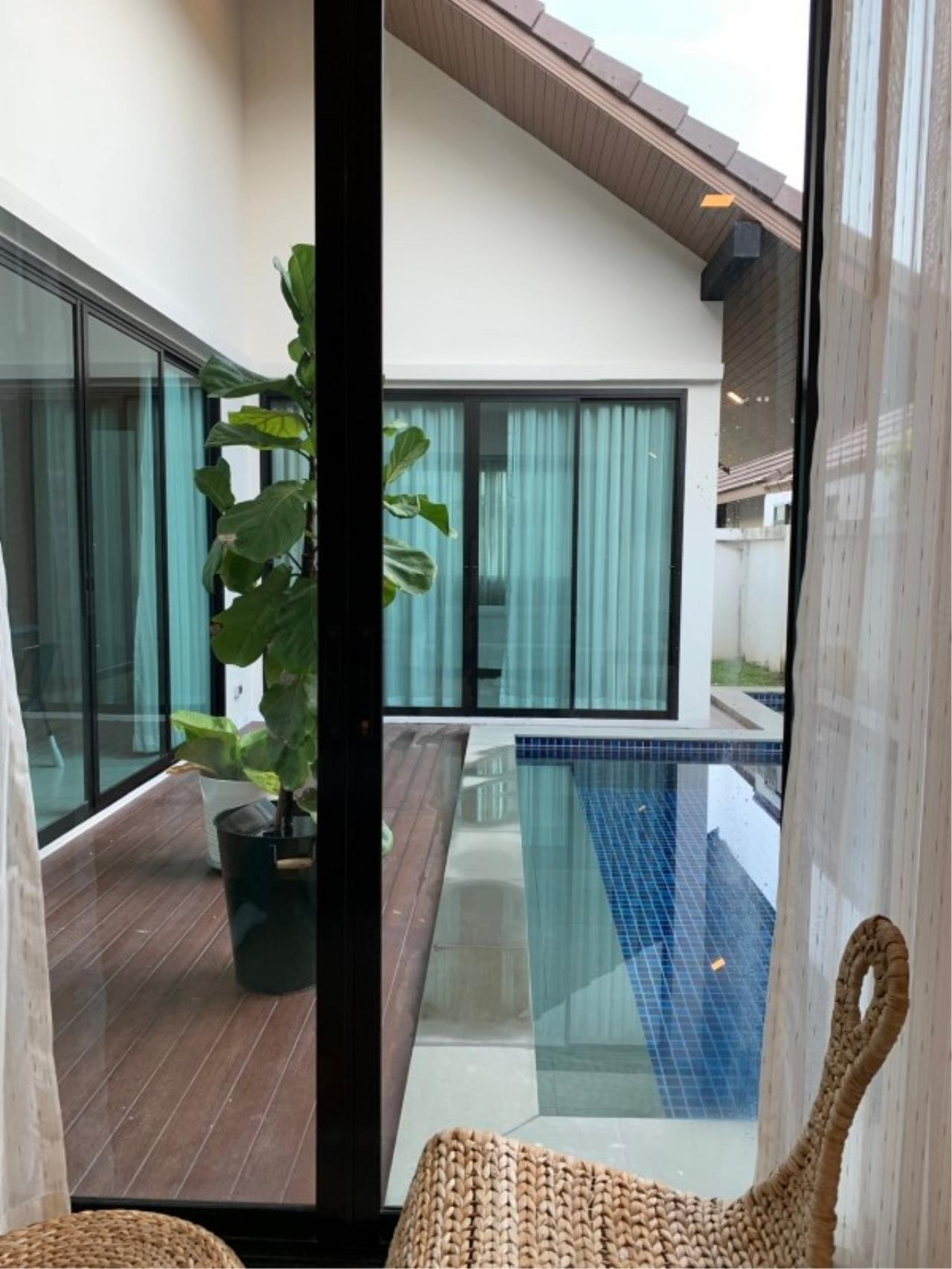 Signature Realty ( Thailand ) Co Ltd Agency's 3 Bedroom House w/Pool for Sale - The Maple Pattaya 4