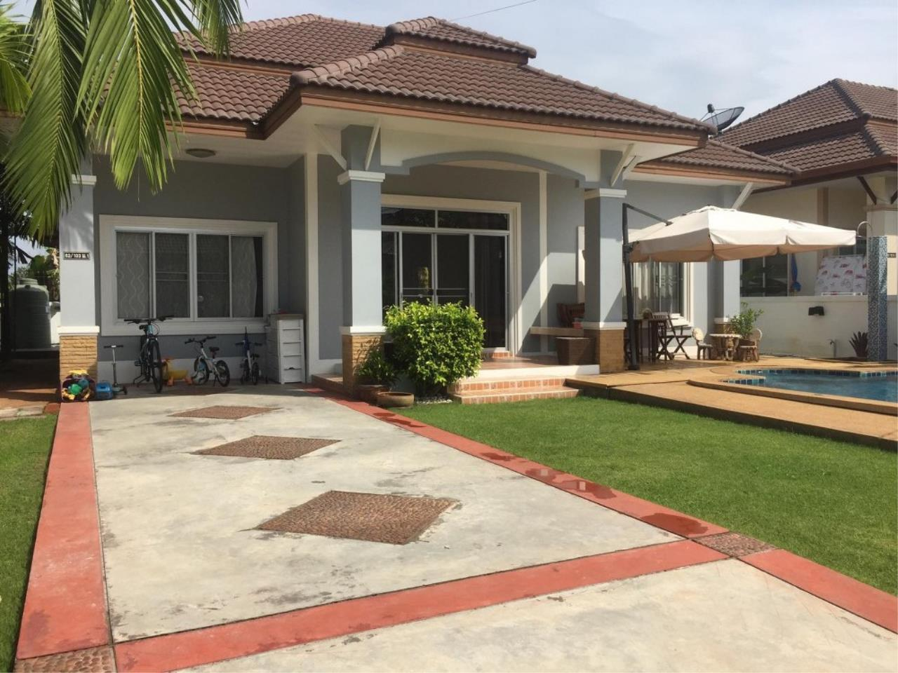 Signature Realty ( Thailand ) Co Ltd Agency's 3 Bedroom House with Pool -  North Pattaya 2
