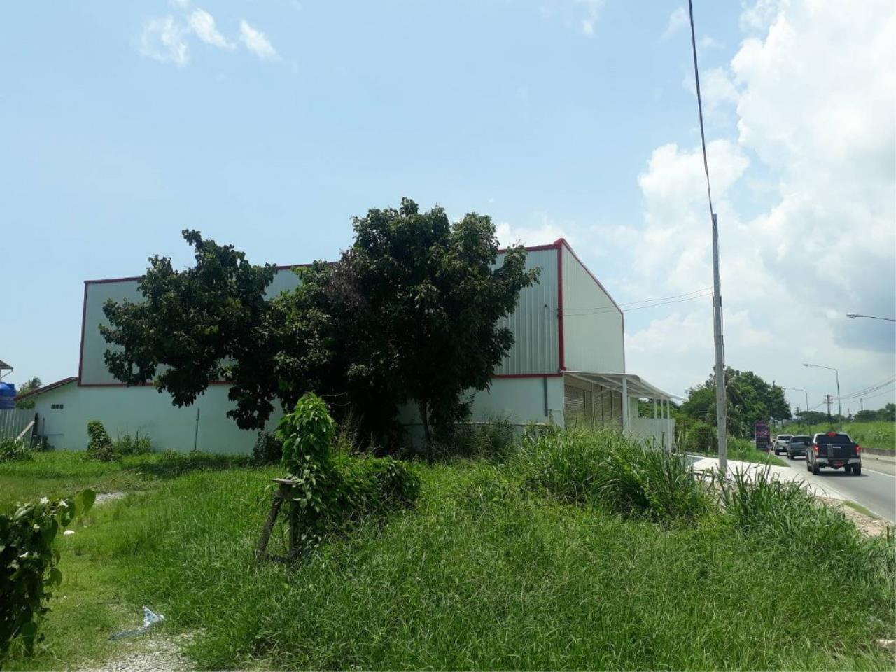 Signature Realty ( Thailand ) Co Ltd Agency's Commercial Building for SALE with tenant - Railway Line Chaiyapornvithi 3
