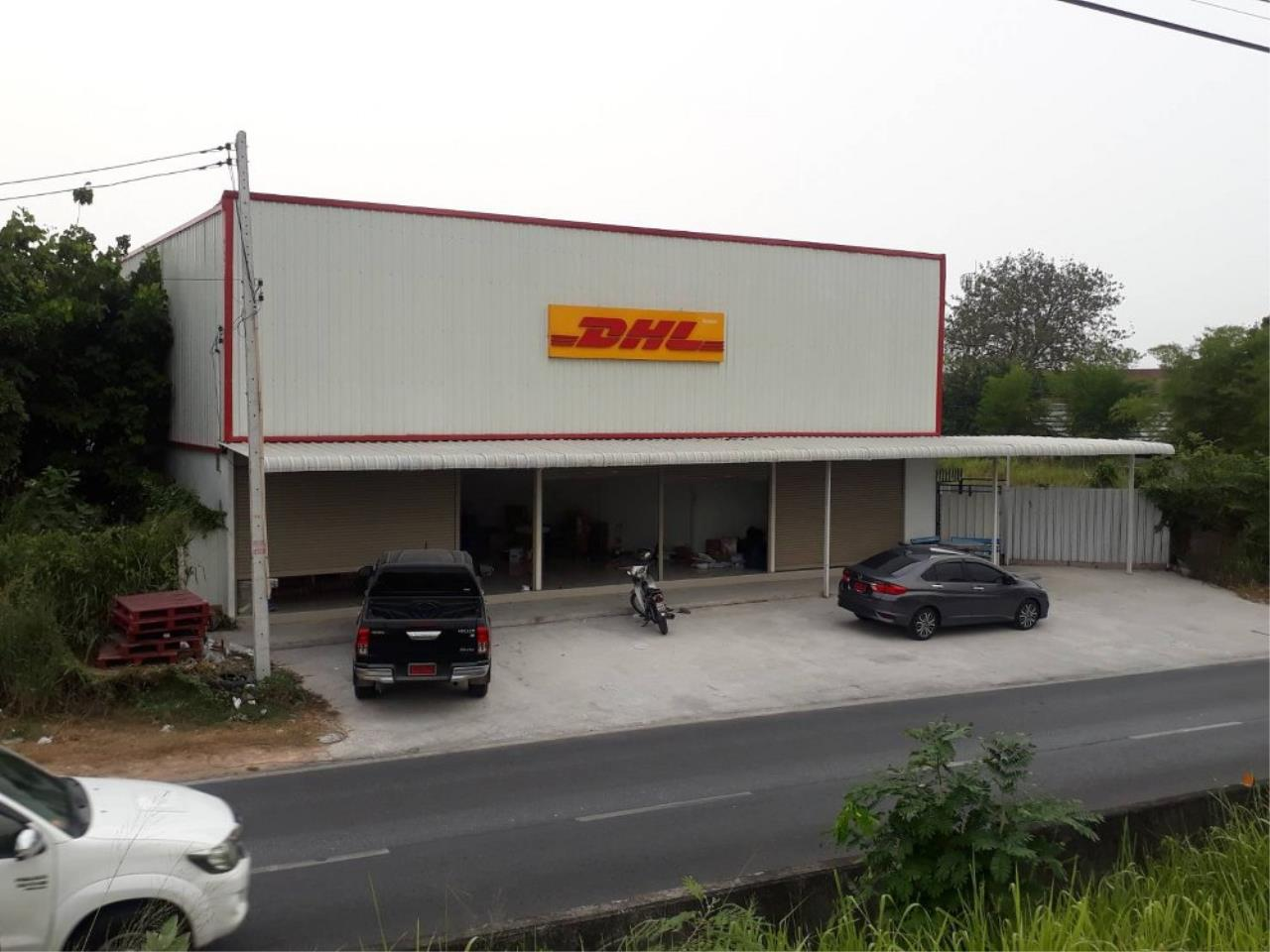 Signature Realty ( Thailand ) Co Ltd Agency's Commercial Building for SALE with tenant - Railway Line Chaiyapornvithi 1