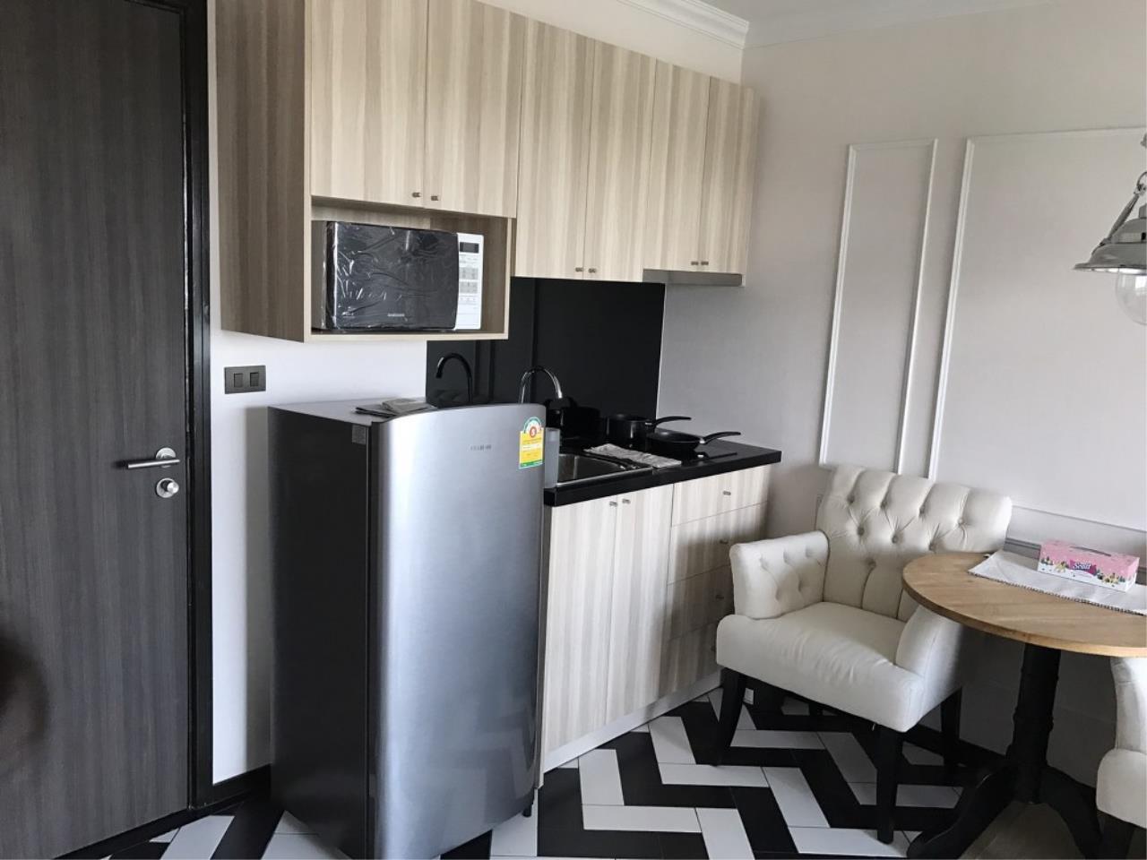 Signature Realty ( Thailand ) Co Ltd Agency's 1 Bedroom Condo 4th floor Building D for RENT - Venetian Condo Najomtien 9
