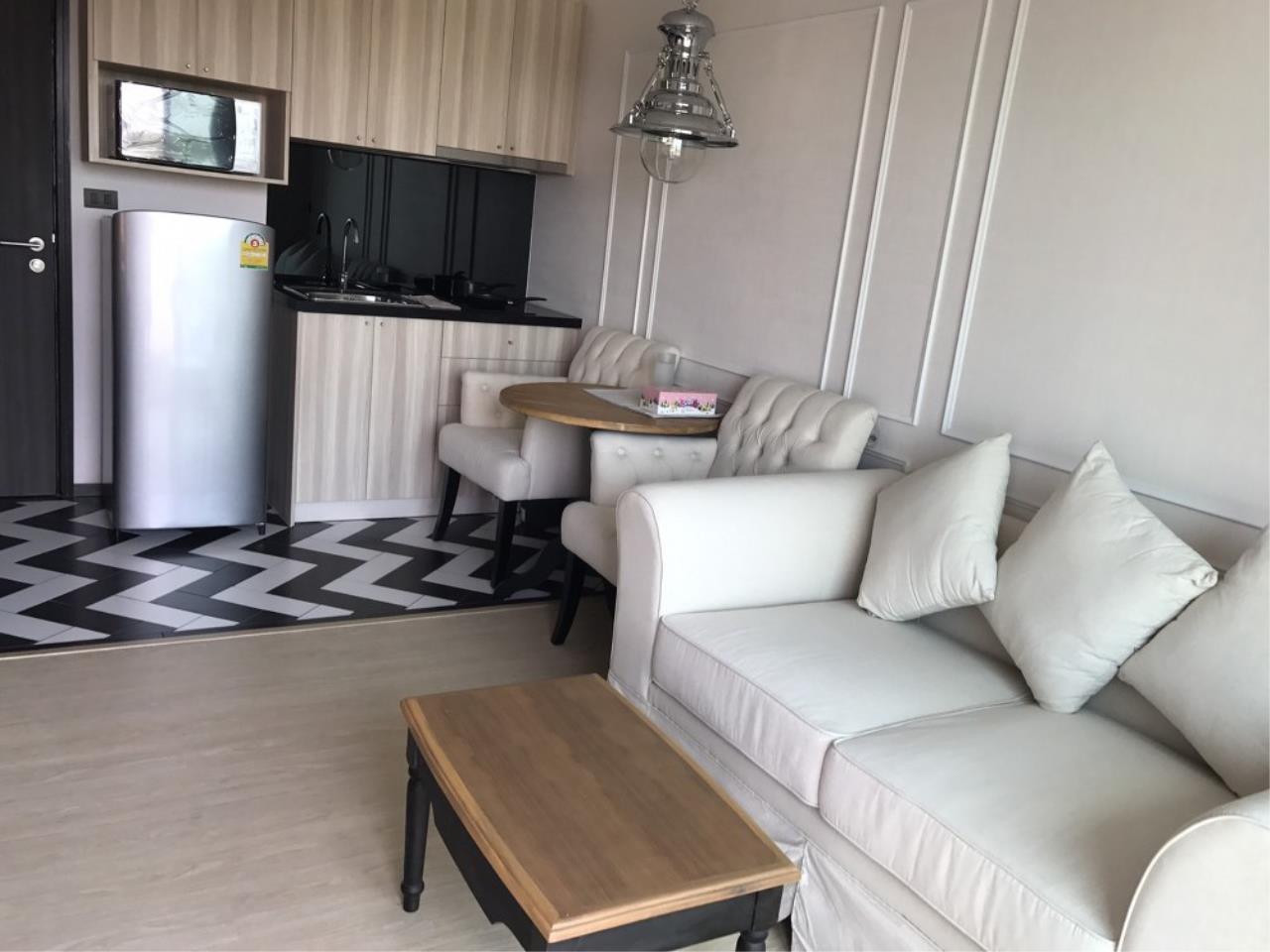 Signature Realty ( Thailand ) Co Ltd Agency's 1 Bedroom Condo 4th floor Building D for RENT - Venetian Condo Najomtien 15