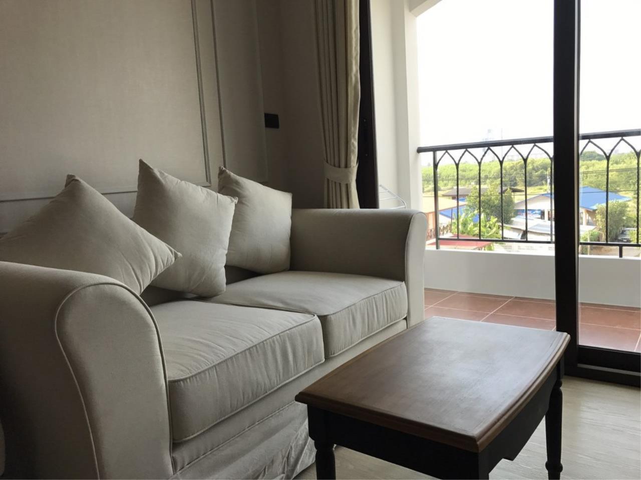 Signature Realty ( Thailand ) Co Ltd Agency's 1 Bedroom Condo 4th floor Building D for RENT - Venetian Condo Najomtien 16