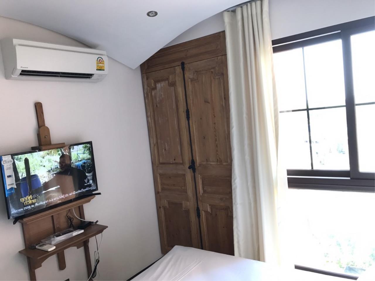 Signature Realty ( Thailand ) Co Ltd Agency's 1 Bedroom Condo 4th floor Building D for RENT - Venetian Condo Najomtien 20