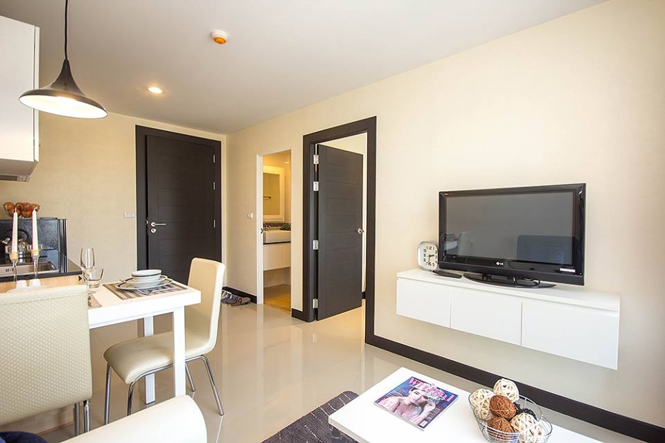 Hua Hin Real Estate Agency's Condo for Sale re-sale @ Condo 88 [HH 12007] 2
