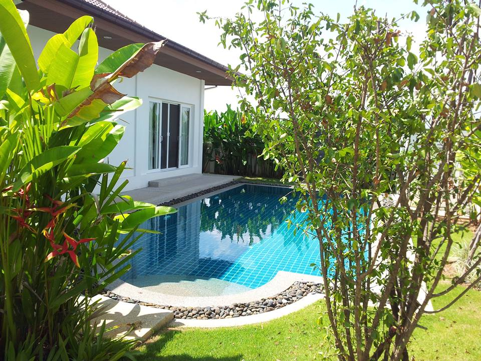 Hua Hin Real Estate Agency's House for Sale ORCHID  PALM  HOMES  6 [HH 22055] 1
