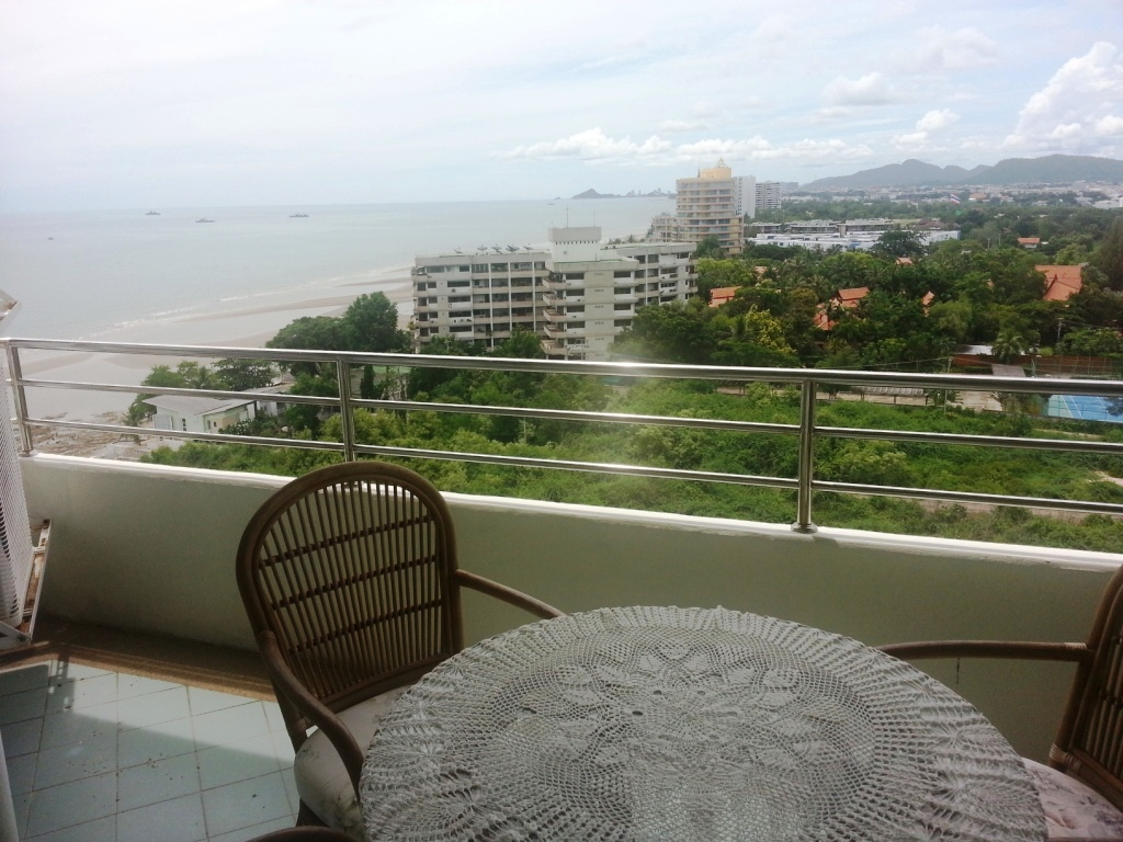 Hua Hin Real Estate Agency's Condo for Sale PALM  PAVILLION [HH 12052] 1