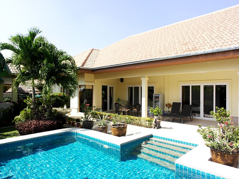 Hua Hin Real Estate Agency's House for Sale   Orchid Palm Homes    [HH 22005] 1