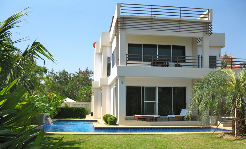 Hua Hin Real Estate Agency's House for Sale POOL  VILLA [HH 22017] 5
