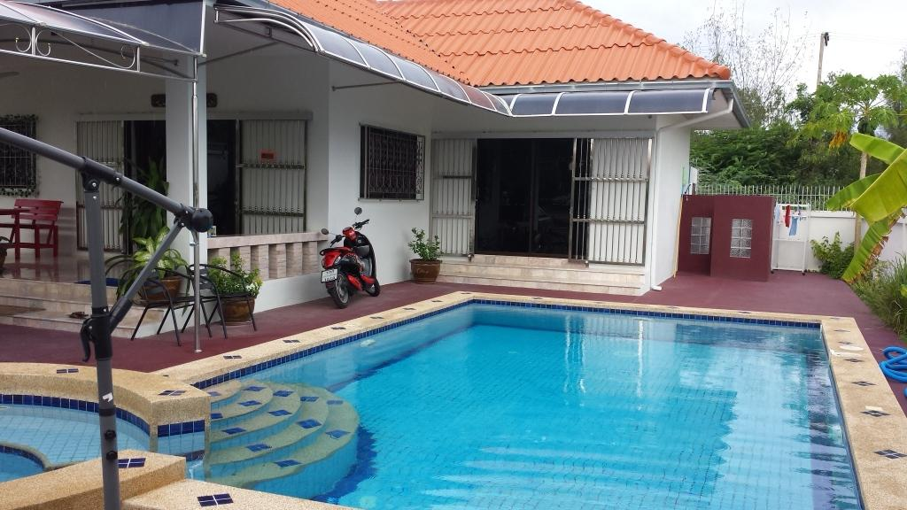 Hua Hin Real Estate Agency's House for Sale CHANTHA  VILLAGE [HH 22019] 1
