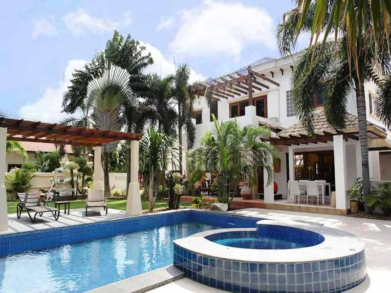 Hua Hin Real Estate Agency's House for Sale 2-STOREY VILLA [HH 22041 SA] 1