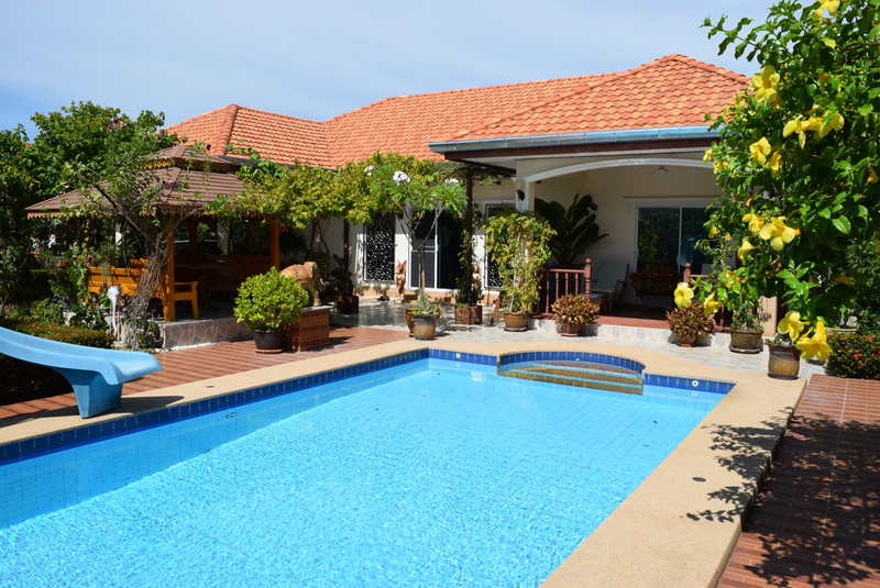 Hua Hin Real Estate Agency's House for Sale POOL  VILLA  CHA  AM [HH 22069 AN] 1
