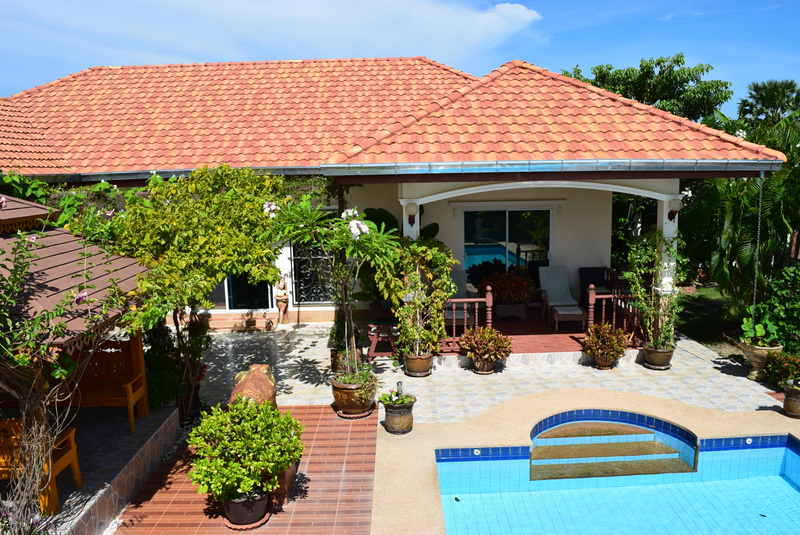 Hua Hin Real Estate Agency's House for Sale POOL  VILLA  CHA  AM [HH 22069 AN] 5