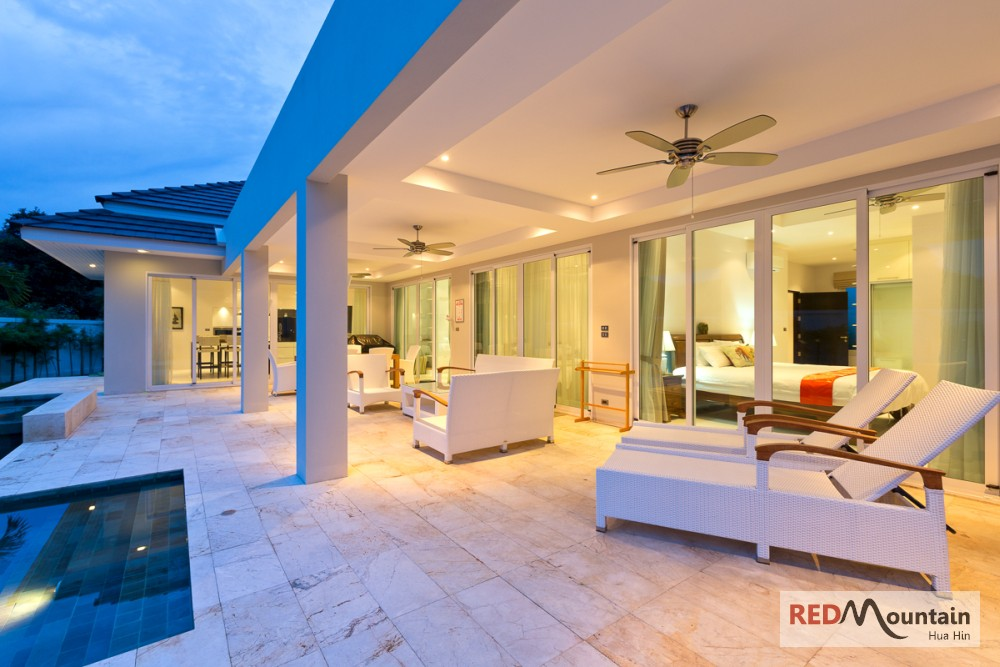 Hua Hin Real Estate Agency's HOue for Sale WOODLANDS [HH 22066] 8